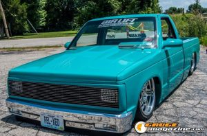1992 Chevy S10 - Gauge Magazine