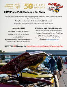 Plane Pull Challenge Car Show