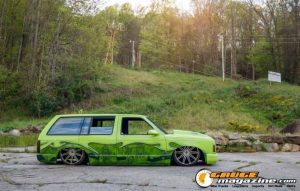 1991 Chevy S10 4 Door Blazer owned by Shawn Moody