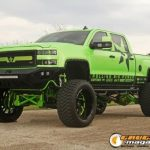 2016 Chevy 2500HD