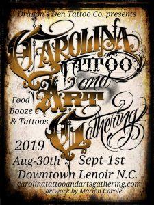 Carolina Tattoo and Art Gathering