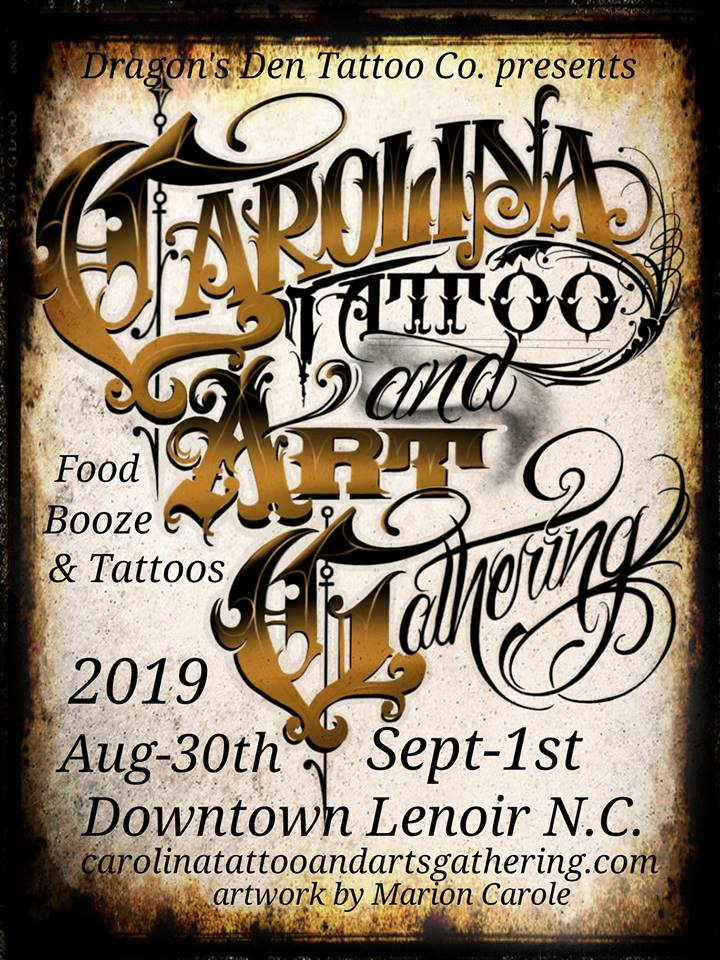 Carolina Tattoo and Art Gathering