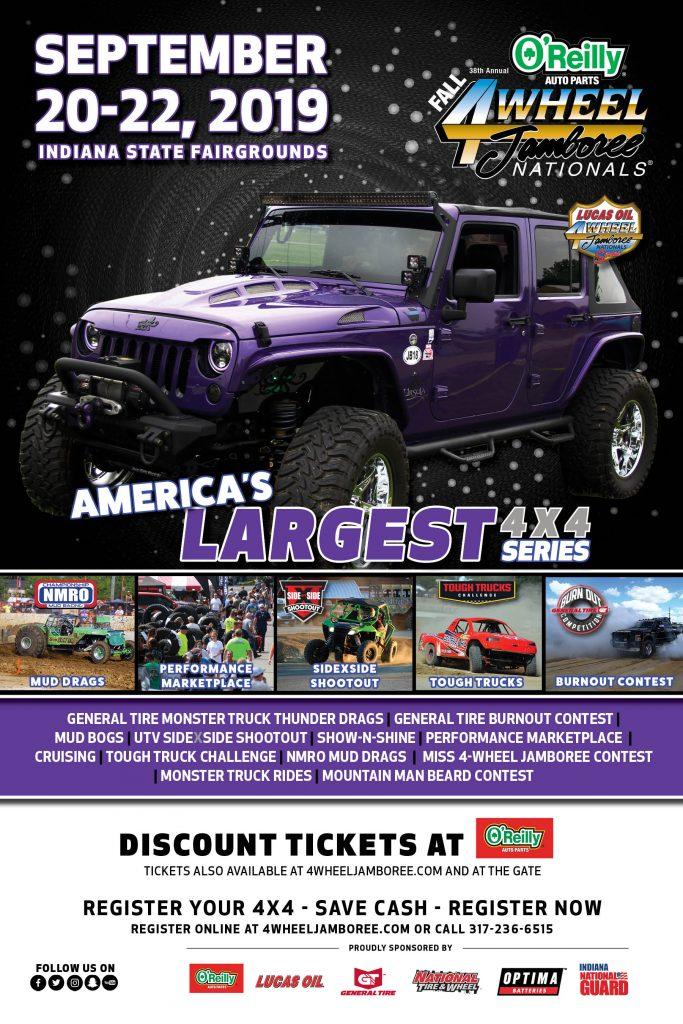 Indy 4 Wheel Jamboree