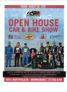 DSR Open House Car and Bike show