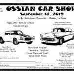 Ossian Car Show