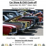 1st Annual DC Booster Car Show and Chili Cook Off
