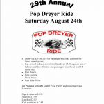 29th Annual Pop Dreyer Ride