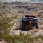 Sourapas Trophy Truck at SCORE-International Baja 400
