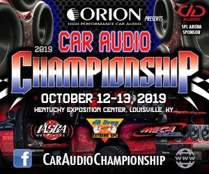 Car Audio Championship 2019