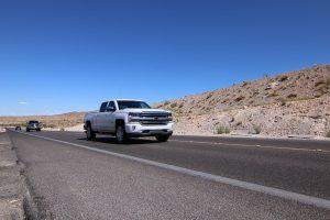 trucking blue collar worker