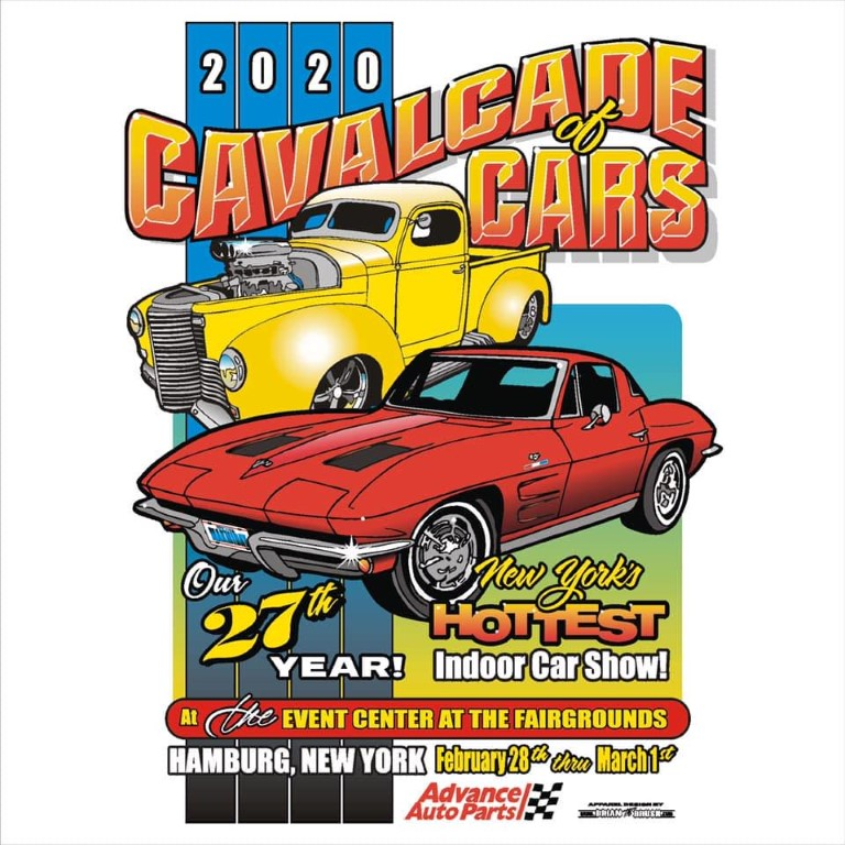 Cavalcade of Cars 2020