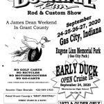 Ducktail Run Rod and Custom Show