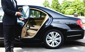 hiring chauffeur