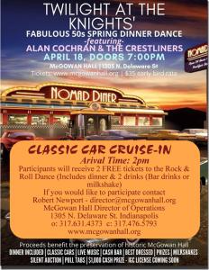 Classic Car Cruise-In