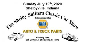 Shelby Shifters Car Show