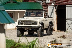 1970 Ford Bronco Owned by Thor Schmidt