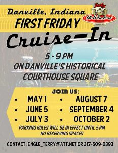 Indy Hi Winders Cruise In