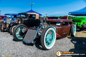 Steel in Motion Car Show 2020