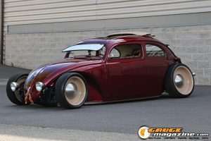 1954 Volksrod owned by Jerry Dunbar