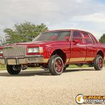 1984 Chevy Caprice owned by Jose Noriega