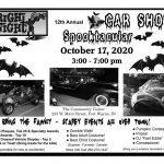 12th Annual Spooktacular Car, Truck & Bike Show