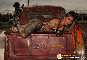 October 2020 Gauge Girl Jaci Bishop