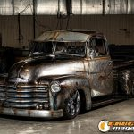 1951 Chevy 3100 owned by Jimmy Soots