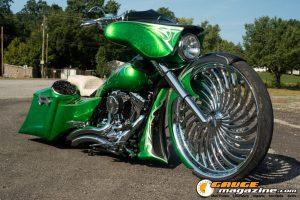 2011 Harley Davidson Street Glider