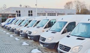 Fleet Vehicle Licensing and Registration