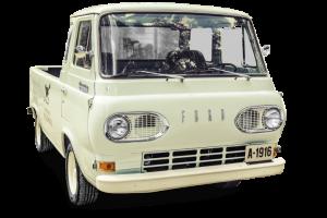 Classic Ford Van