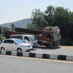 Truck Driver's Negligence