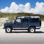 custom Land Rover Defender