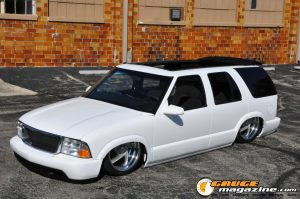 1995 GMC Jimmy owned by Chris Stanley
