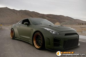 2009 Nissan GTR owned by Jon and Amanda Rabe