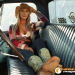 May 2021 Gauge Girl Mercedes Finley