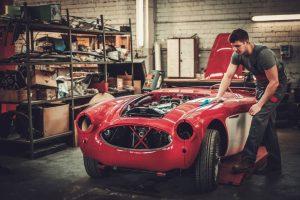Restoring Old Cars