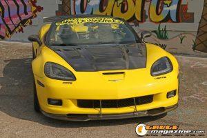 2007 Chevy Corvette owned by Amobi Nwokejiobi