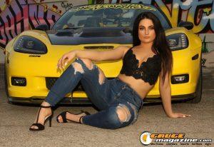 August 2021 Gauge Girl Sienna Castillo