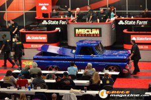 Indy Mecum Auto Auction 2021