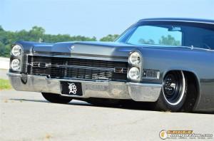 1966 Cadillac Coupe Deville Gauge Magazine