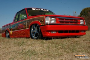Donnie Babb, 1992 Mazda b2200 (22)