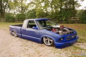 Kenny Rose, 1995 Chevrolet S-10 (10)