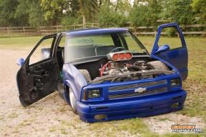 Kenny Rose, 1995 Chevrolet S-10 (11)