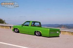 1996 Dodge Dakota Lowered Gauge Magazine