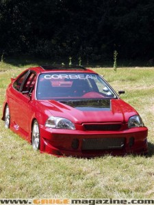 GaugeMagazine Golubic 1996 Honda 001a
