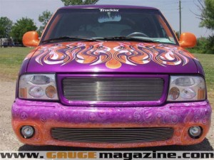 GaugeMagazine Castle 1997 Chevy Blazer 002