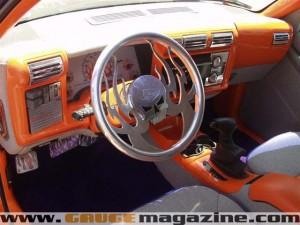 GaugeMagazine Castle 1997 Chevy Blazer 007