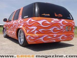 GaugeMagazine Castle 1997 Chevy Blazer 014