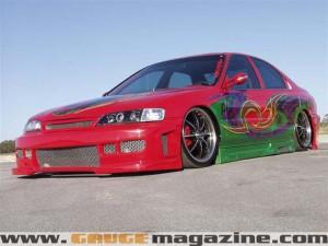 Honda Dealership Mobile Al >> 1997 Honda Accord Lowered - Gauge Magazine