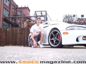GaugeMagazine Suderman  Mitsubishi Eclipse 001